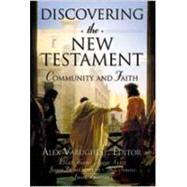 Discovering The New Testament by Varughese, Alex, 9780834120938