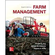 Farm Management,Kay, Ronald; Edwards,...,9780073400945