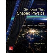 Six Ideas That Shaped...,Moore, Thomas,9780077600952