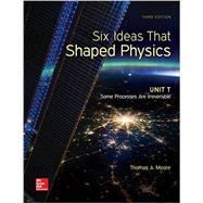 Six Ideas That Shaped...,Moore, Thomas,9780077600969