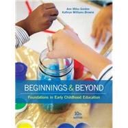Beginnings & Beyond...,Gordon, Ann Miles; Williams...,9781305500969
