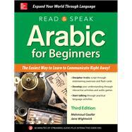 Read and Speak Arabic for Beginners, Third Edition by Wightwick, Jane; Gaafar, Mahmoud, 9781260031010