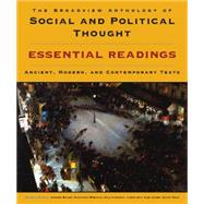 The Broadview Anthology of Social and Political Thought by Bailey, Andrew; Brennan, Samantha; Kymlicka, Will; Levy, Jacob; Sager, Alex, 9781554811021
