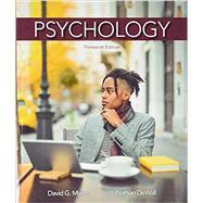 Psychology (High School...,Myers, David G.; DeWall, C....,9781319341022