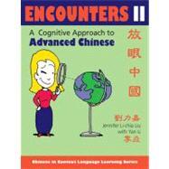Encounters II by Liu, Jennifer Li-Chia, 9780253221025