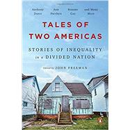 Tales of Two Americas,Freeman, John,9780143131038