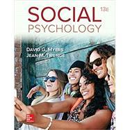 Loose-leaf for Social...,Myers, David; Twenge, Jean,9781259911040
