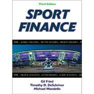 Sport Finance-3rd Edition,Fired, Gil; Deschriver,...,9781450421041