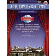 Singer's Library of Musical Theatre - Vol. 2 Mezzo-Soprano Book/2-CDs Pack by Unknown, 9780739061046