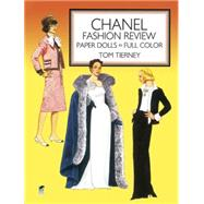 Chanel Fashion Review Paper...,Tierney, Tom,9780486251059