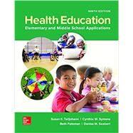 Looseleaf for Health...,Telljohann, Susan; Symons,...,9781260391060