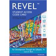 Revel for Development Through...,Berk, Laura E.,9780134421063