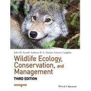 Wildlife Ecology,...,Fryxell, John M.; Sinclair,...,9781118291078