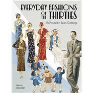 Everyday Fashions of the...,Blum, Stella,9780486251080