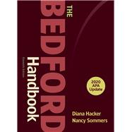 The Bedford Handbook With...,Hacker, Diana; Sommers, Nancy,9781319361082