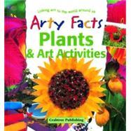 Plants & Art Activities,McCormick, Rosie,9780778711100