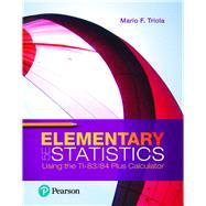 MyLab Statistics with Pearson...,Triola, Mario F.,9780135901120