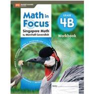 Math in Focus STA, Student Workbook B Grade 4 by Houghton Mifflin Harcourt, 9781328881120