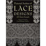 Pictorial Archive of Lace...,Grafton, Carol Belanger,9780486261126