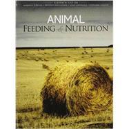 Animal Feeding and Nutrition,JURGENS, MARSHALL H,9780757591136