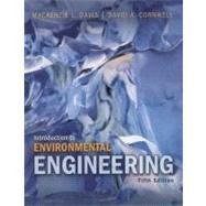 Introduction to Environmental Engineering by Davis, Mackenzie; Cornwell, David, 9780073401140