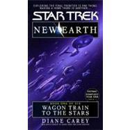 Wagon Train to the Stars :...,Carey, Diane,9780743411141