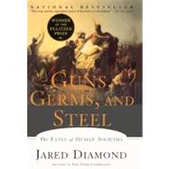 Guns, Germs, and Steel : The...,Diamond, Jared,9780613181143