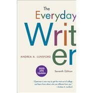The Everyday Writer With 2020...,Lunsford, Andrea A.,9781319361150