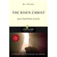 The Risen Christ by Weimer, Bill, 9780830831166