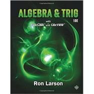Algebra & Trigonometry,Larson,9781337271172