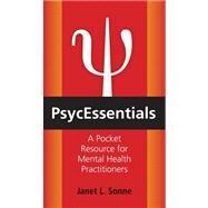 PsycEssentials,Sonne, Janet L.,9781433811173