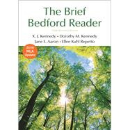 The Brief Bedford Reader by Kennedy, X. J.; Kennedy, Dorothy M.; Aaron, Jane E.; Repetto, Ellen Kuhl, 9781319031183