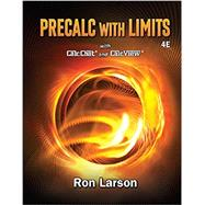 Precalculus with Limits, 4th,Larson,9781337271189