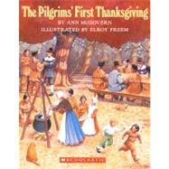 The Pilgrim's First...,McGovern, Ann,9780808591191