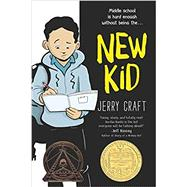 New Kid by Craft, Jerry, 9780062691194
