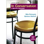 In Conversation with 2020 APA...,Palmquist, Mike; Wallraff,...,9781319361198