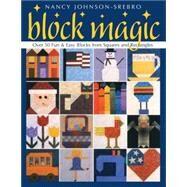 Block Magic Over 50 Fun &...,Johnson-Srebro, Nancy,9781571201201