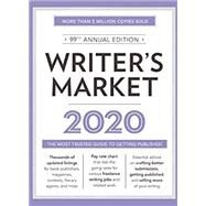 Writer's Market 2020,Brewer, Robert Lee,9781440301223
