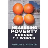 Measuring Poverty Around the World by Atkinson, Anthony B.; Micklewright, John; Brandolini, Andrea; Bourguignon, Francois (AFT); Stern, Nicholas (AFT), 9780691191225