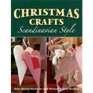 Christmas Crafts Scandinavian...,Stenkløv, Tone Merete;...,9780811711234