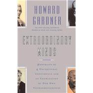 Extraordinary Minds Portraits...,Gardner, Howard E,9780465021253