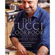 The Tucci Cookbook,Tucci, Stanley; Tonelli,...,9781451661255