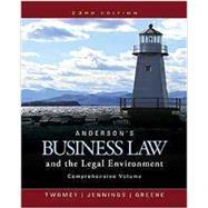 Bundle: Anderson's Business...,Twomey, David P.; Jennings,...,9781337061278