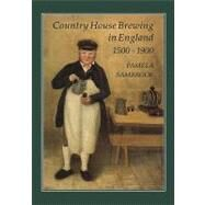 Country House Brewing in...,Sambrook, Pamela,9781852851279