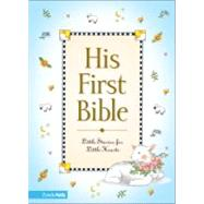 His First Bible,Melody Carlson,9780310701286