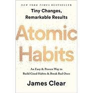 Atomic Habits,Clear, James,9780735211292