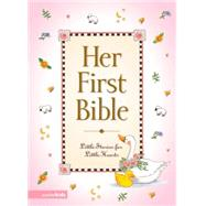 Her First Bible,Melody Carlson,9780310701293
