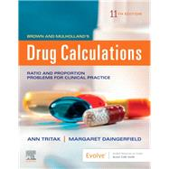 Brown and Mulholland's Drug...,Tritak, Ann, R.N.;...,9780323551298