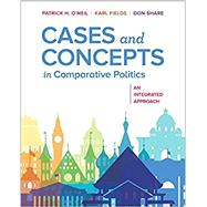 Cases and Concepts in...,O'Neil, Patrick H.; Fields,...,9780393631302