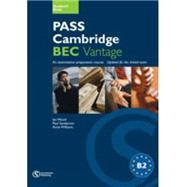 Pass Cambridge Bec Vantage Sb Bre by Linguarama, 9781902741307